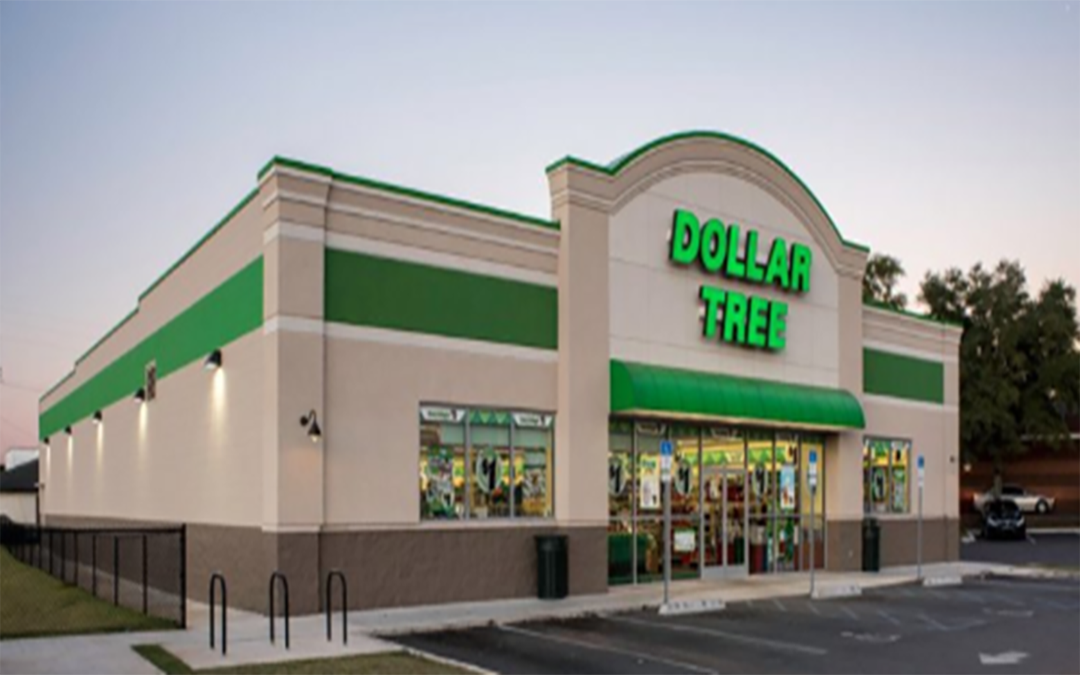 Dollar Tree (NNN)  Vero Beach, Florida