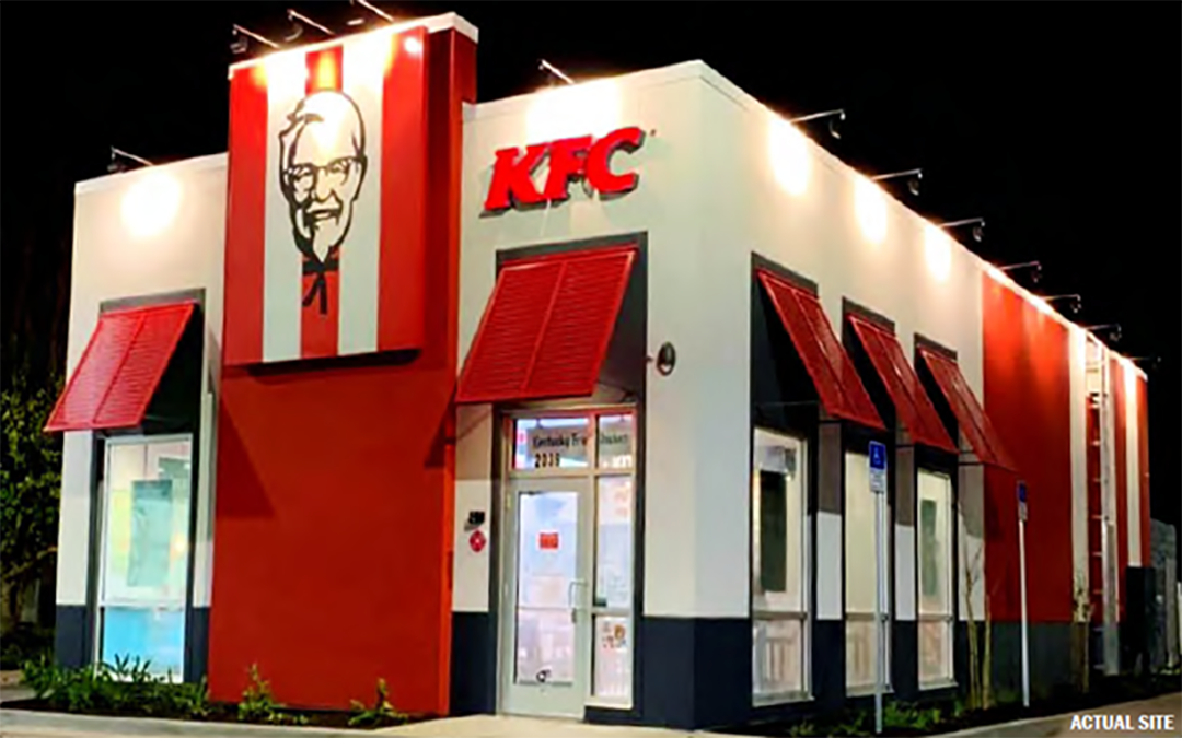 KFC (NNN) Holiday, Florida (Tampa MSA)